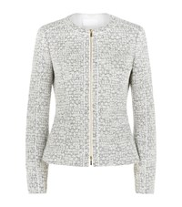 Hugo Boss Koralie Boucle Zip Jacket Female