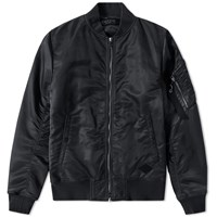Rag And Bone Manston Ma 1 Jacket Black