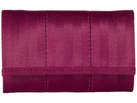 Harveys Seatbelt Bag Snap Wallet Plum Wallet Handbags Purple