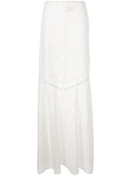Macgraw Embroidered Majestic Skirt 60