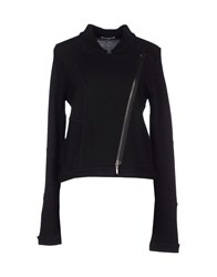 Devotion Knitwear Cardigans Women Black