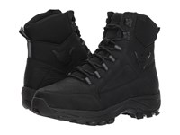 Harley Davidson Gilmour Black Lace Up Boots