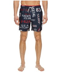 Nautica Yacht Club Trunk Navy Swimwear