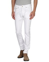 Officine Generale Denim Denim Trousers Men
