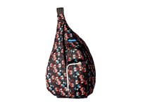 Kavu Rope Sling Pattern Party Backpack Bags Multi