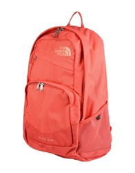 The North Face Bags Backpacks And Bum Bags Coral