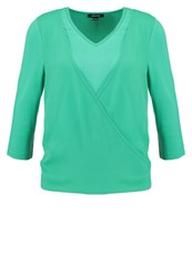 More And More Blouse Light Spring Green