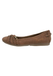 Dockers By Gerli Ballet Pumps Tan
