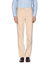 Gant Trousers Casual Trousers Men Sand