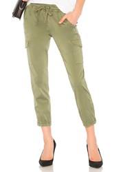Sanctuary Pull On Trooper Pant Army