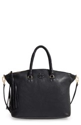 Tory Burch Taylor Leather Satchel