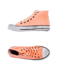 2Star High Tops And Trainers Orange