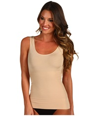 Wolford Opaque Naturel Forming Top Powder Women's Clothing Beige