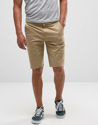 Element Denim Shorts Green