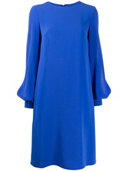 Talbot Runhof Plain Midi Dress 60