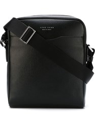 Boss Hugo Boss 'Signature Ns Zip' Messenger Bag Black