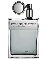 Prada Eau De Toilette Spray 3.4 Oz. No Color