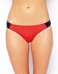Tommy Hilfiger Colour Block Bikini Bottom Multi