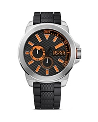Boss Hugo Boss Orange Quartz Watch 52Mm Black