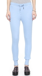 Zoe Karssen Slim Fit Sweatpants Blue Bell