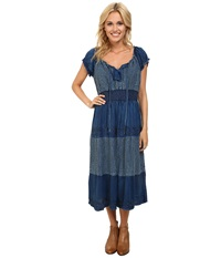 Scully Adacia Dress Blue Women's Dress