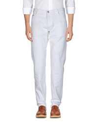 Care Label Casual Pants White