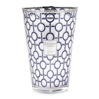 Baobab Gentlemen Scented Candle Blue