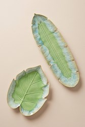 Anthropologie Marigot Serving Platter Kelly