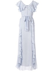 Alice Mccall Moon Talking Gown Blue