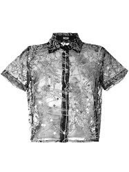 Ktz Transparent Constellation Shirt Black