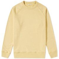 Our Legacy 50'S Great Sweat Yellow