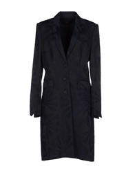 Versus Full Length Jackets Black
