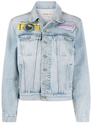 Fiorucci Nico Ny Patches Jacket 60