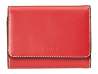 Lodis Audrey Mallory French Purse Red Wallet Handbags