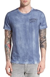 True Religion Men's Brand Jeans Graphic T Shirt Insignia B