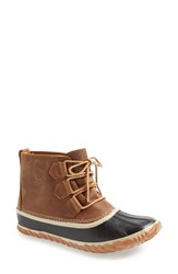 Sorel Women's 'Out N About' Leather Boot