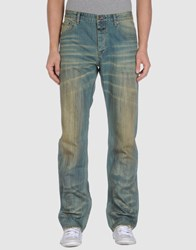 Closed Denim Denim Trousers Men Blue