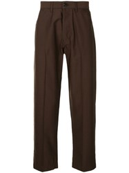Tomorrowland Tailored Trousers Brown