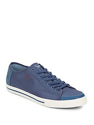 Original Penguin Chiller Canvas Sneakers Legion Blue