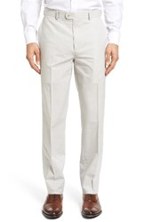 Bensol Men's Big And Tall Cape Cod Trousers Taupe