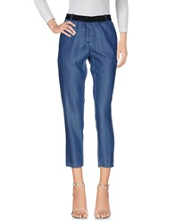 Annarita N. Denim Denim Trousers Blue