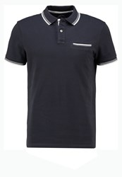 Pier One Polo Shirt Anthracite