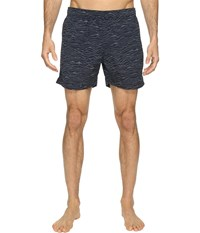The North Face Class V Pull On Trunk Short Urban Navy Mountain Scape Print Men's Swimwear