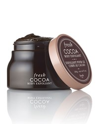 Cocoa Body Exfoliant 8.0 Oz. Fresh Brown