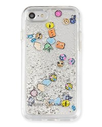 Rebecca Minkoff Waterfall Emoji Phone Case Multi Multi Pattern