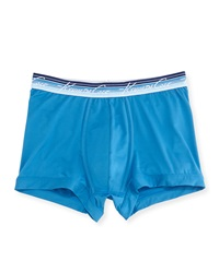 Kenneth Cole Stretch Jersey Trunks Daphine