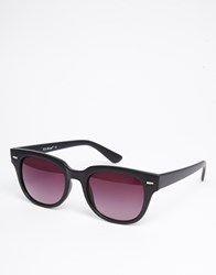 A. J. Morgan Aj Morgan Match Square Sunglasses In Matte Black Black