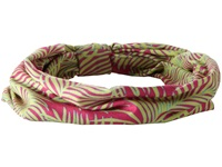 Vera Bradley Knit Headwrap Palm Fronds Hair Accessories Yellow