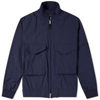 Beams Plus Military Ripstop Jacket Blue