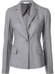Barbara Casasola 'Showroom' Blazer Grey